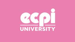 ECPI University in pink